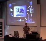 IIIM screenshot of the introduction video