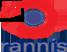 Logo for RANNIS
