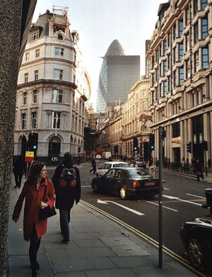 Threadneedle draws its name from the street in London, famous for being the site for the Bank of England