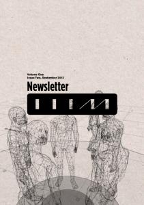 Newsletter Vol1-issue2-2012